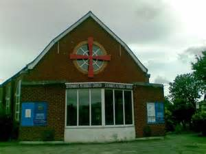Sevenways Methodist Church - our new home