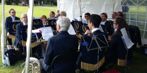 At John Leigh Park Centenary celebrations 4th June 2017